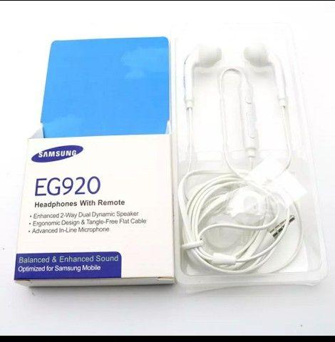 Original samsung EO-EG920 fone de ouvido