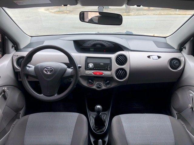 Etios Sedan 1.5 2013 - Foto 3