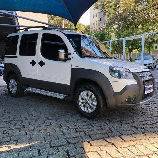 FIAT - Doblo Adventure 1.8 E-TorQ Manual - Foto 12