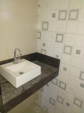 Casa Recém Construída - 3 Dormitórios - Bairro Lagoa Seca. - Foto 13