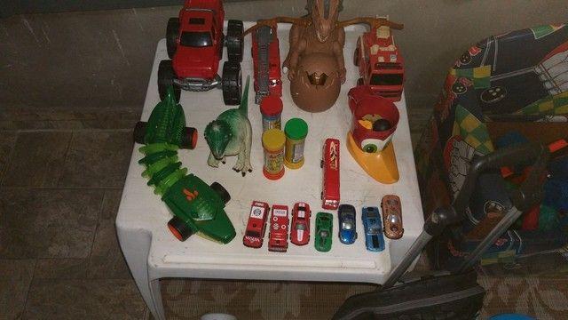 Vários brinquedos perfeitos - Foto 3