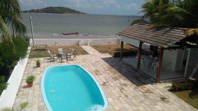 Aluguel casa beira mar - Pontal de Itamaracá - Foto 6