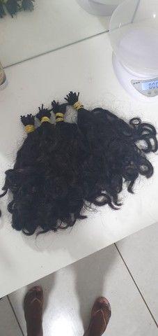 Mega hair curto 35 cm