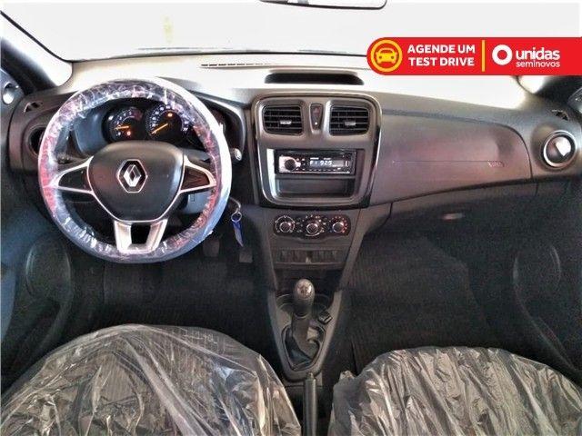 Renault Sandero 2020 1.0 12v sce flex life manual - Foto 7