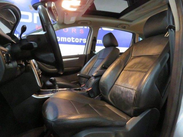 Mercedes-Benz B200 2.0 8v Turbo 4p Automático Top de Linha C/ Teto Panorâmico Único Dono - Foto 15