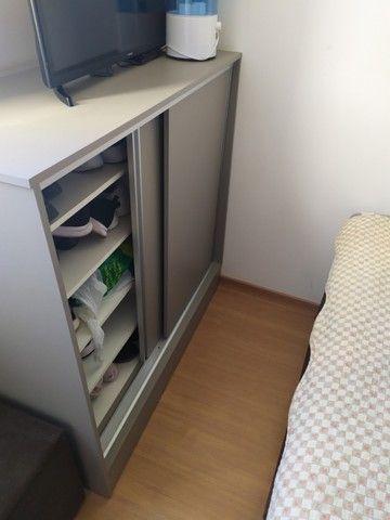 Apartamento Condominio Chapada das Oliveiras Planejado e Mobiliado - Foto 16