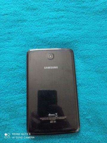 Tablet Samsung tab3 T210 ( com Nota Fiscal ) - Foto 3