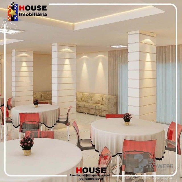 //_Apartamento, 2 quartos, 3D Towers- Na Cohama_// - Foto 6