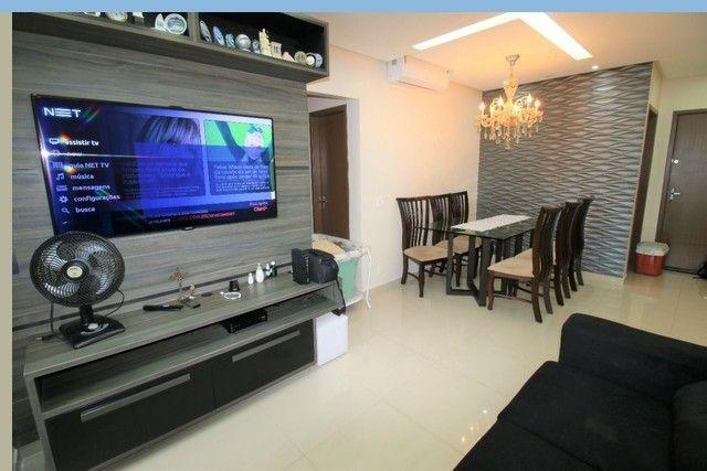 Apartamento 3 Quartos Condomínio weekend Club Ponta Negra - Foto 9