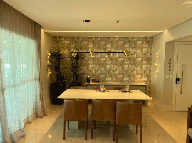 AB312 - Apartamento com 03 suítes/ vista lagoa/ fino acabamento - Foto 5