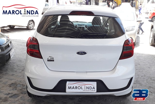Ford Ka 1.0 SE Ipva Pago-Garantia de Fábrica - 2020 - Foto 8