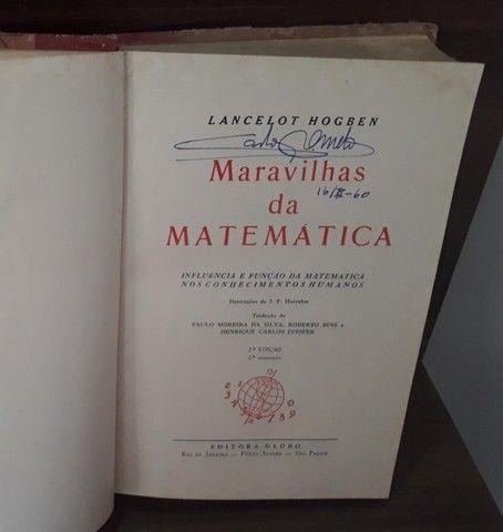 Maravilhas da Matemática - Lancelot Hogben Vol. 1 - 2ª Edição