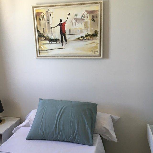 Alugo apartamento 2/4 por R$ 3.600,00 vista mar  - Foto 7