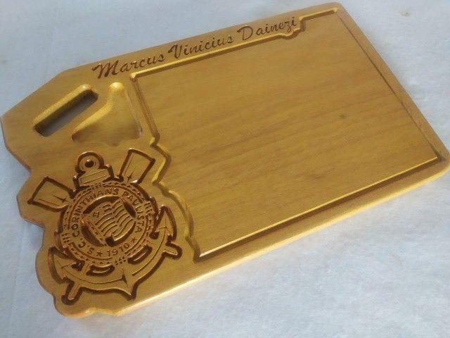 Itens de Madeira Personalizados - Foto 3