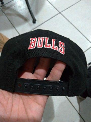 Boné original Chicago Bulls - Foto 2