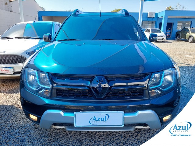 Renault Duster 2.0 16V HI-FLEX DYNAMIQUE AUTOMATICO - Foto 9