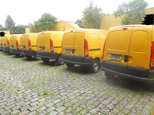 kangoo cargo ,renault kangoo cargo ano 2012/2013 arrumo financiamento !! - Foto 8
