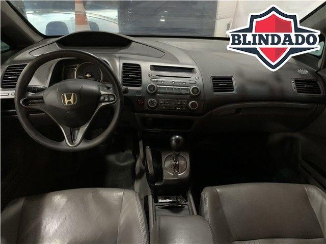 Honda Civic 2009 1.8 lxs 16v flex 4p automático - Foto 8