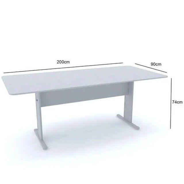 Mesa para reunião - Foto 6
