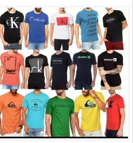 camisetas e bonés atacado  - Foto 2