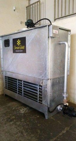 Máquina gelo / fábrica gelo
