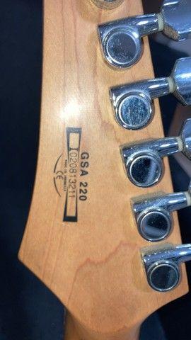 Guitarra Ibanez gsa220 Floyd Rose - Foto 2