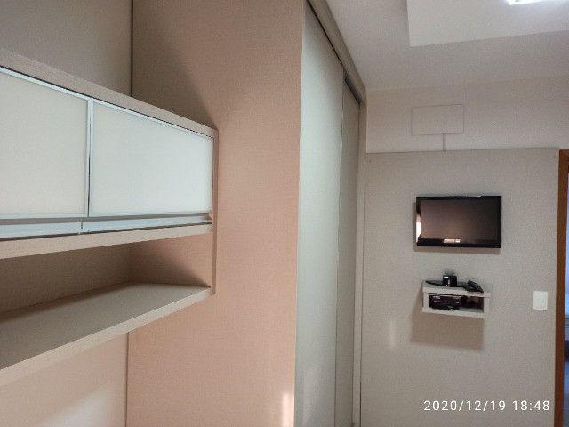 Apartamento Edifício Solar das Palmeiras (próximo Praça Miguel Rossafa) - Foto 12