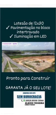Loteamento residencial CATU - as margens da CE 040 !! - Foto 16