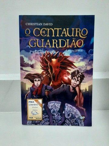 Livro O Centauro Guardião