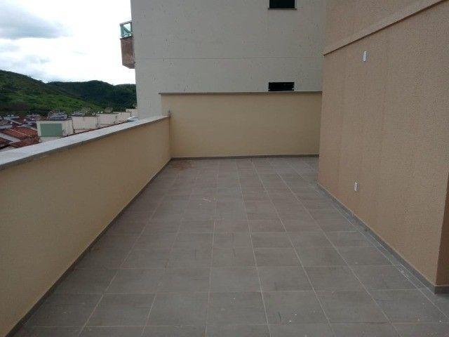 Apartamento com suíte e área externa no Vivendas da Serra por R$ 280 mil - Foto 10