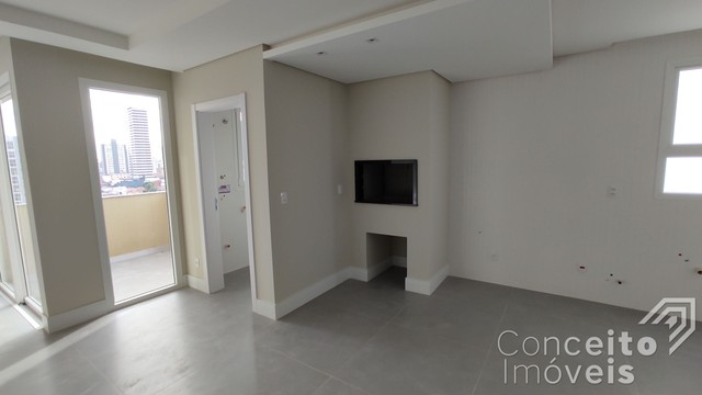 Apartamento para alugar com 3 dormitórios em Centro, Ponta grossa cod:393508.001 - Foto 13