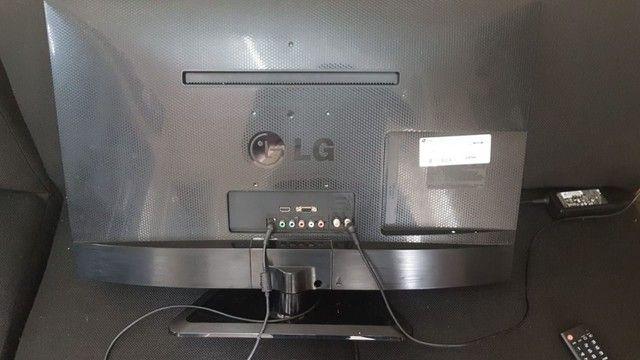 tv monitor led 29 lg 29ln300b pc c conversor digital - Foto 5