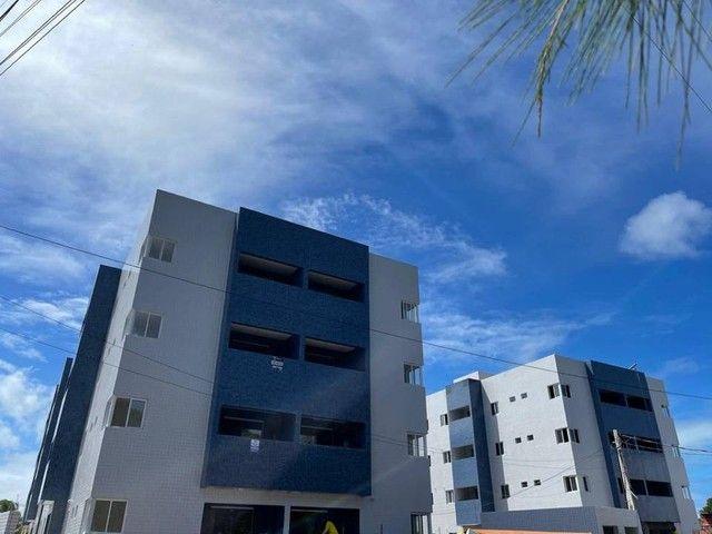 Apartamento para venda possui 50 metros quadrados com 2 quartos em Muçumagro - João Pessoa
