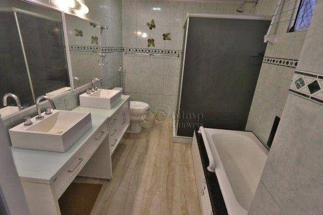 Atlantica Posto 5, vista panoramica 200m2 reformado salão duplo 3 quartos suite dependenci - Foto 13
