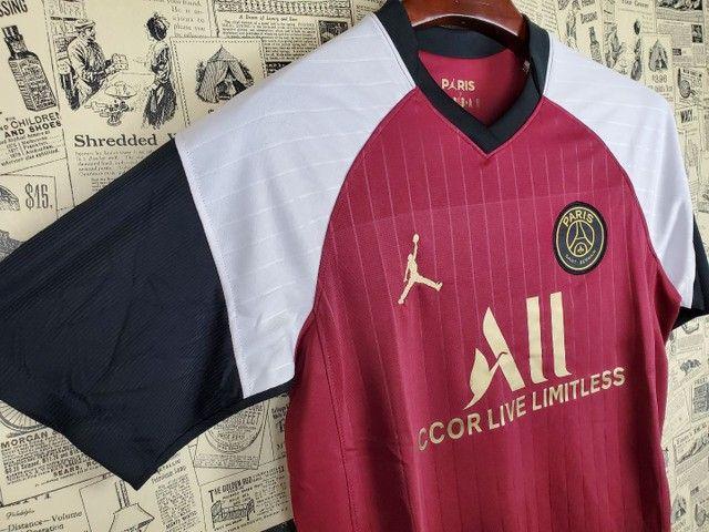 Camisa PSG Uniforme III  - Foto 4