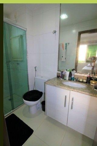Apartamento 3 Quartos Condomínio weekend Club Ponta Negra - Foto 14