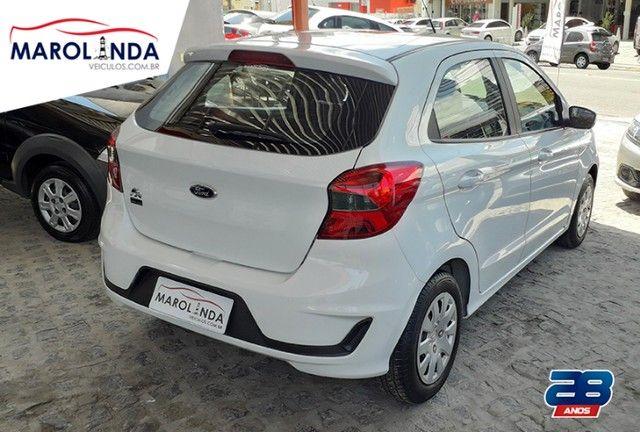 Ford Ka 1.0 SE Ipva Pago-Garantia de Fábrica - 2020 - Foto 9