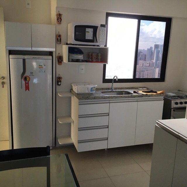 Alugo apartamento 2/4 por R$ 3.600,00 vista mar  - Foto 3
