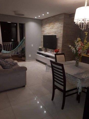 AB308 - Apartamento com 03 quartos/ com projetados/ 02 vagas - Foto 3