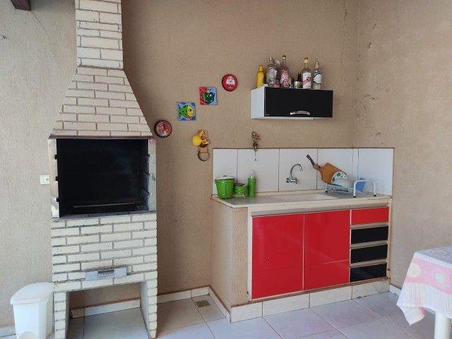 Casa 02quartos, edícula com churrasqueira, jardim Parati - Foto 15