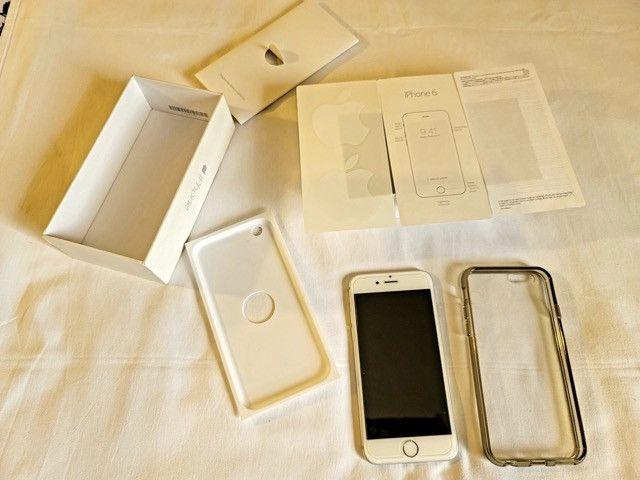 IPhone 6 64 Gb Prata, Impecável E Perfeito Estado! - Foto 6