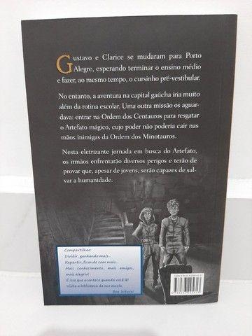 Livro O Centauro Guardião  - Foto 2