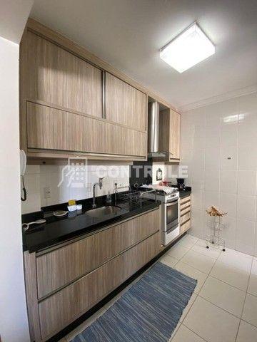 (Ri)Excelente apartamento com area de lazer completa e 3 vagas de garagem em Barreiros. - Foto 6