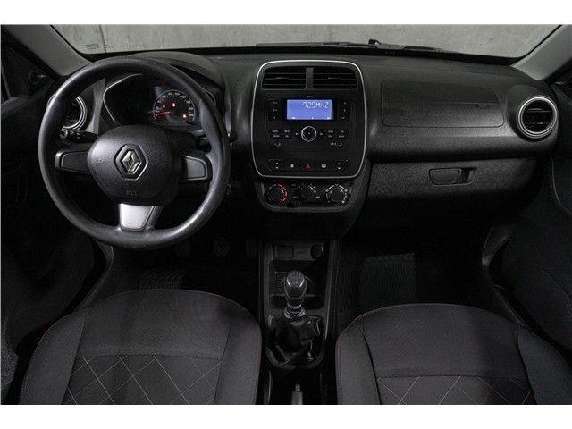 Renault Kwid 2020 1.0 12v sce flex zen manual - Foto 7