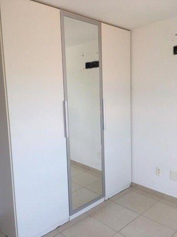Apartamento Frente Mar no Cabo Branco, 2 Quartos, Com Armários!!!! - Foto 8