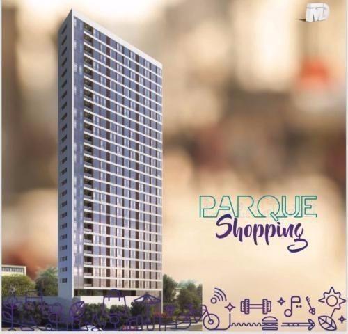 Apartamento no Pina com 1 e 2 qts - 36 ou 54M²- Cond Fechado - Lançamento Moura Dubeux