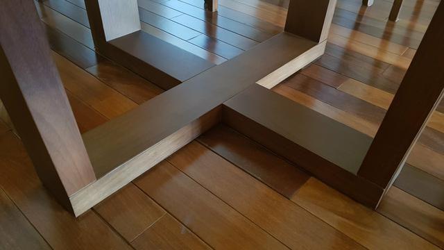 PROMOÇÃO Base de mesa, madeira de qualidade com Nota Fiscal