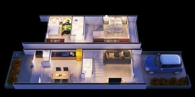 Casa à venda com 2 dormitórios em Boa vista, Joinville cod:CI1230 - Foto 3
