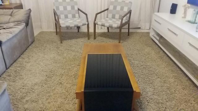 Cadeira, Tapete, Aparador