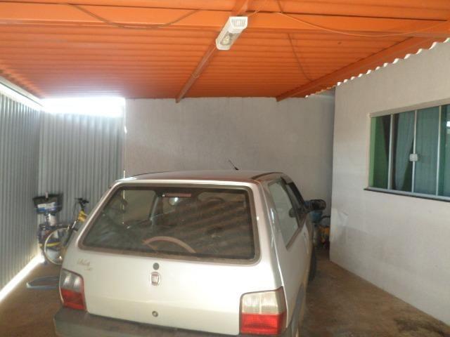 Casa 2qts QNR 04 (Reformada) Cei Norte-DF - Foto 3